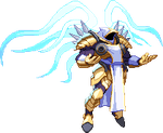 Tyrael - Capcom style by steamboy33
