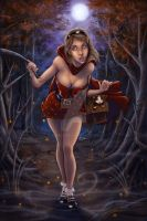 Red Riding Hood by VinRoc