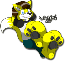 Goldie Paws by Marquis2007