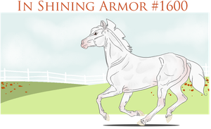AC In Shining Armor #1600 by JC-Nordanner
