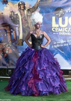 Ursula Disney Designer Collection by MoguCosplay