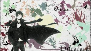 Orihara Izaya wallpaper by ishizu123