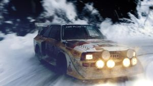 Audi Quattro Winter by daveezdesign
