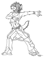 Raving Asiri - Commission by kcravenyote