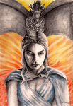 Mother of Dragons by kill312