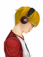 Dave Strider by Dark-Rizzi