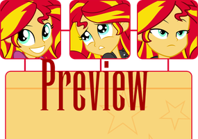 Sunset journal preview by DBluver