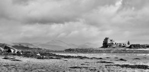 Duart Castle on Mull by Rajmund67