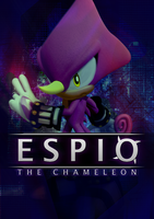 Espio by darkfailure