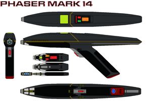 Phaser Mark 14 by bagera3005