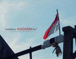 for my lovely INDONESIA by chichiawawaw