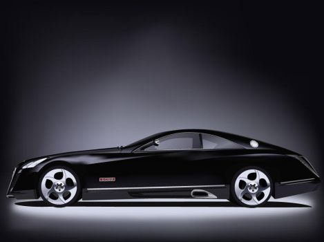 Maybach Exelero by AdRoiT-Designs
