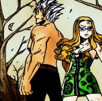 Fairy Tail - Elfman and Ever by LaariTonks