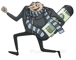 Run Gru by iPhysik