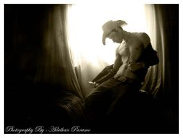 THE COWBOY by adrihanparamo