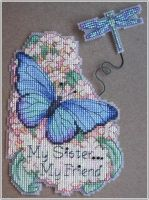 Gifty For Jess - Butterfly by pinkythepink