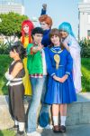 Yu Yu Hakusho Spirit Detectives by xYaminogamex
