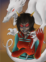 Redglare:WIP by chastened
