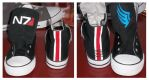 N7 Shoes by OminoFocaccina