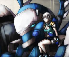 Super Robot Wars: Seolla by Six-Winged-Angel