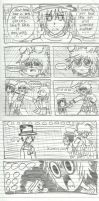 RP Madness: Taking the girls to a mall by azuna10
