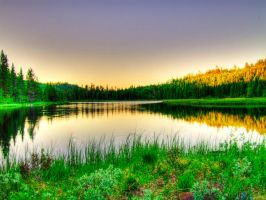 HDR Lake v2 by Chriisii