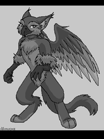 Gryphon Full Body by hitoride