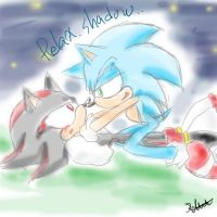 Relax, Shadow- by ReNiTS