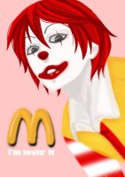 Ronald Macdonald by xxScAnTyxx