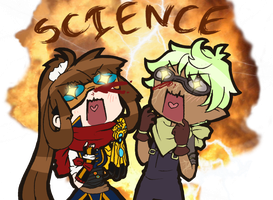 science by rain--soaked