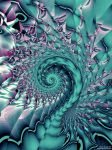 Viral Spiral # 39 by 2BORN02B