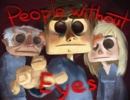 People without eyes by uksusss
