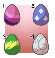 Egg Adopts 1: CLOSED by Black0Eternity