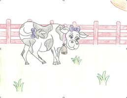 Moooo Day 2 of Challenge by mpenckofer