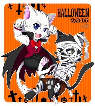 Happy Halloween 2016 by Ac-Solanis