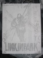-LINKIN PARK- Hybrid theory by malauk