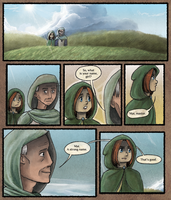 Everdusk: Chapter 2, pg. 1 by FlockofFlamingos