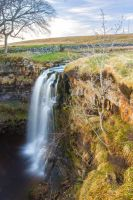 Hell Gill Force by CumbriaCam
