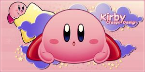 Kirby Signature by Cre5po