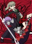 Crona Versus Maka by QweXTheXEccentric