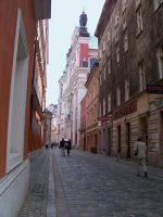 streets of Poznan by xxtasiaxx
