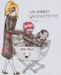 How could you do this to him? by bailey1rox