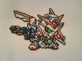 SD Wing Gundam by Crausse