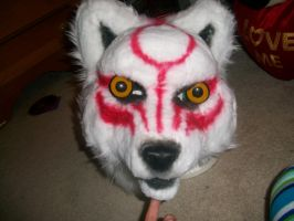 ammy fursuit WIP 1 by riolu-mewfan