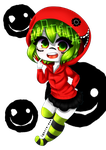 [Vocaloid] Gumi Megpoid matryoshka by ignore-exe