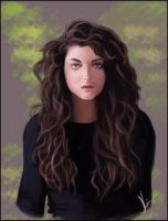 Lorde by 1stylz