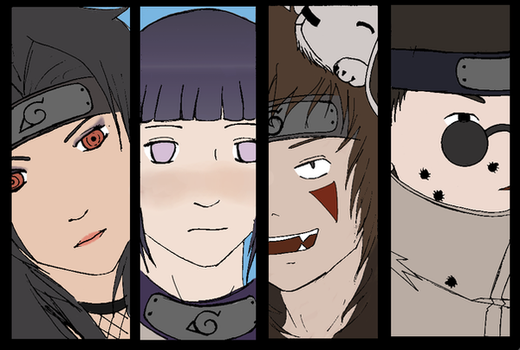 Team 8 by Berendoesje - color by KiterieAine