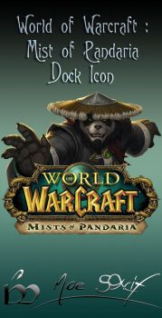 Mist of Pandaria Dockicon by MoeStrif