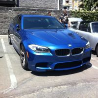 BMW M5 F10 by Notorious-Gear