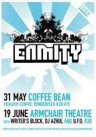 Enmity Poster 1 by gamamale